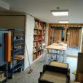 Déménagement de l'atelier !