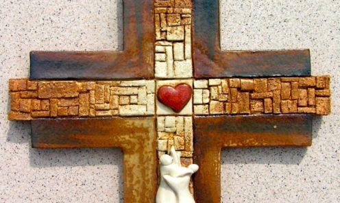 Croix de mariage