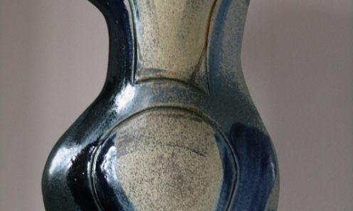 Vase en plaques 6