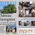 27 & 28 juin 2020 : Retrouvez moi au château de Trazegnies !